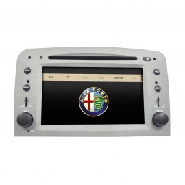 Car DVD GPS Alpha Romeo 147 (2005-2013)