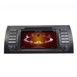 Car DVD BMW X5 E53 (1998-2006)