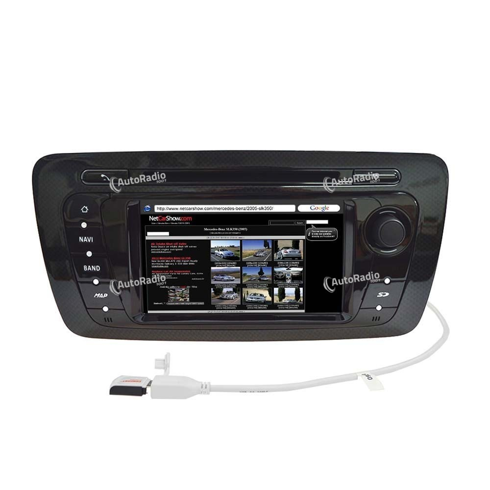 the latest car dvd gps seat ibiza 2009 2013 at the best price. Black Bedroom Furniture Sets. Home Design Ideas