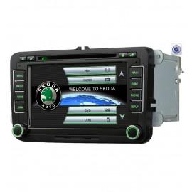 GPS Skoda Roomster (2006-2013)