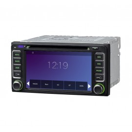 photo- GPS Toyota RAV4 (2000-2008) M