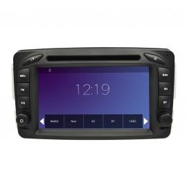 photo- Mercedes GPS CLK-W209 (1998-2004) M