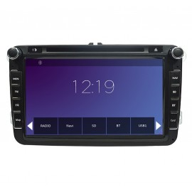 "photo- GPS Seat Leon 8"" (2005-2012) M"