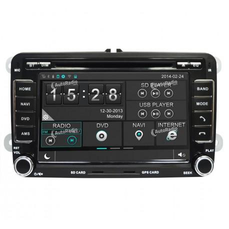 Autoradio GPS VW Caddy (2004-2012)