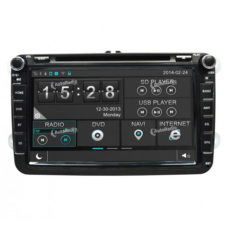 Autoradio GPS Sharan (2010-2011)