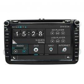 photo- Autoradio GPS Golf V (2003-2009) M