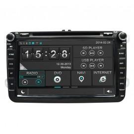 photo- Car DVD GPS Golf VI (2009-2011) M