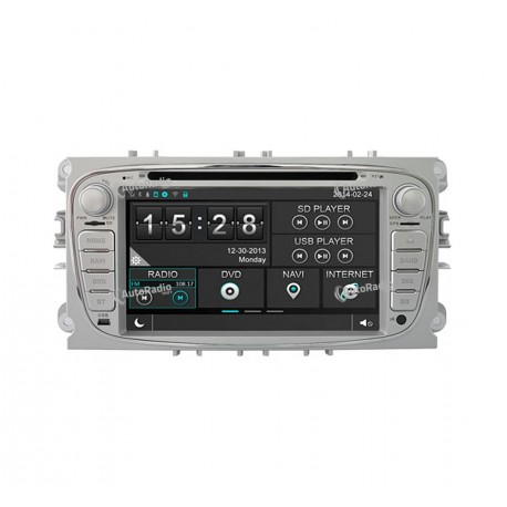 Autoradio GPS Ford Focus (2008-2011)