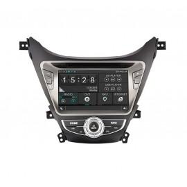 Autorradios Navegadores Hyundai New Elantra