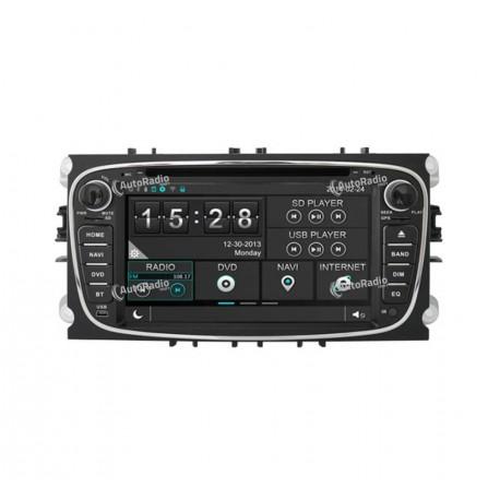Autoradio GPS Ford S-Max (2008-2011)