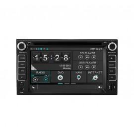 Autoradio GPS KIA Rond7 (2006-2011)