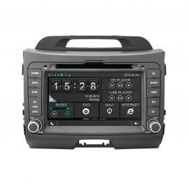 Autoradio GPS KIA Sportage (2010-2014)