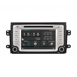 Autorradios Navegadores Suzuki SX4 (2006-2012)