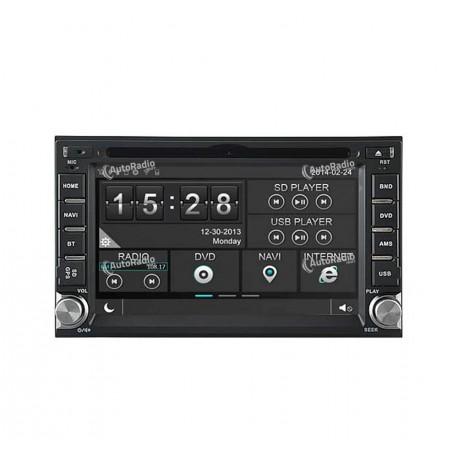 Autoradio GPS Nissan Qashqai