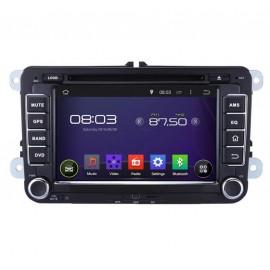 Car Stereo Android 5.1 Skoda Octavia 2 (2005-2010)