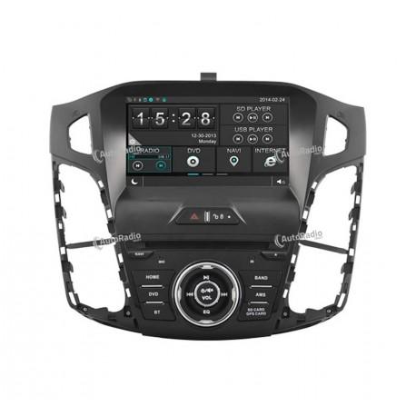 Autoradio GPS Ford Focus 2012