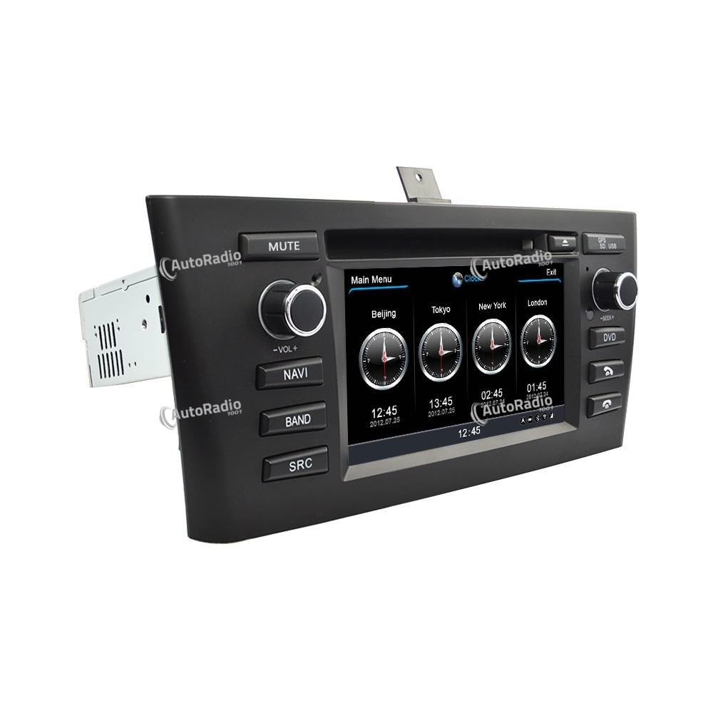 poste autoradio dvd gps bmw x1 series aux prix les plus. Black Bedroom Furniture Sets. Home Design Ideas