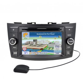 Android 4.4 Car DVD Suzuki Swift (2011-2012)