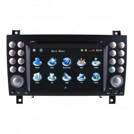 Car DVD GPS Mercedes Benz SLK 171 (2004-2011)