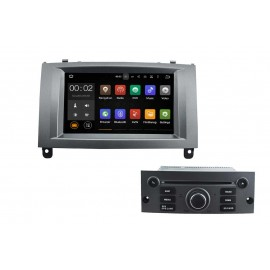 Car Navigation Android 5.1 Peugeot 407