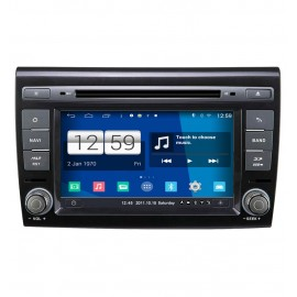 Car Navigation Android 4.4 Fiat Bravo (2007-2012)