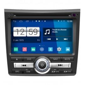 Car Navigation Android 4.4 Honda City 2011