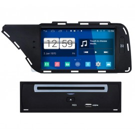 Navigatore Android 4.4 Audi A4 (2008–2012)