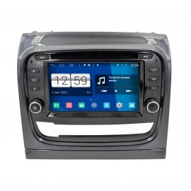 Autoradio GPS Android 4.4 Fiat Idea (2013-2015)