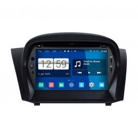 Autoradio GPS Android 4.4 Ford Feista (2013-2014)
