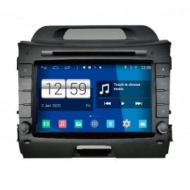 GPS Android 4.4 KIA Sportage (2014-2015)