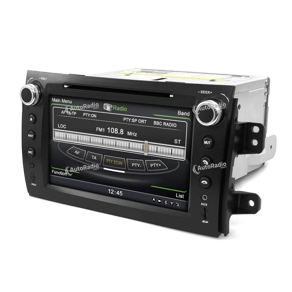 Suzuki Sx Bluetooth Radio