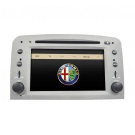 Auto-Rádio GPS Alpha Romeo 147 (2005-2013)