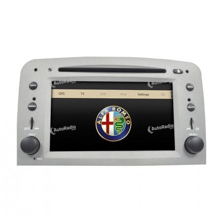 Autoradio GPS Alfa Romeo GT (2007-2013)