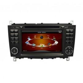 Car DVD BENZ W203 (2004-2007)