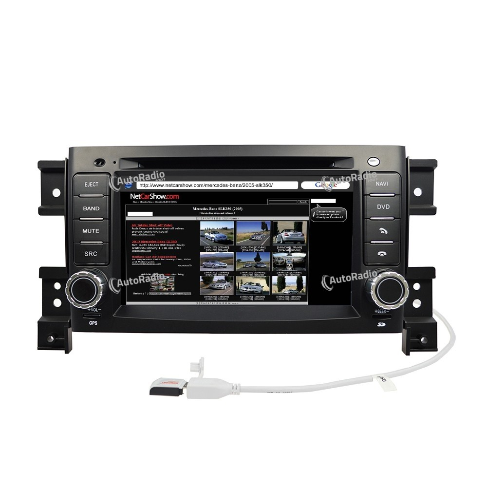 poste autoradio dvd gps suzuki vitara car dvd suzuki aux prix les plus bas sur notre boutique e. Black Bedroom Furniture Sets. Home Design Ideas