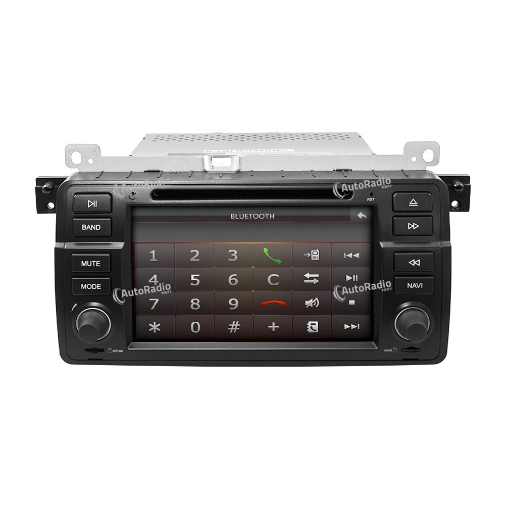 autoradio gps bmw e46 1998 2006 7 inch screen bas prix. Black Bedroom Furniture Sets. Home Design Ideas