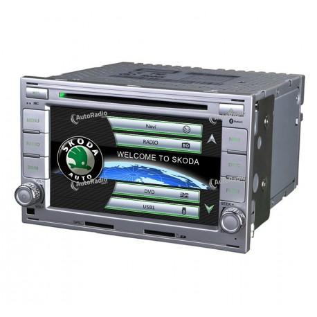 GPS Skoda Octavia (2001-2004)