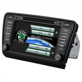 GPS Skoda Octavia A7 (2013-2014)