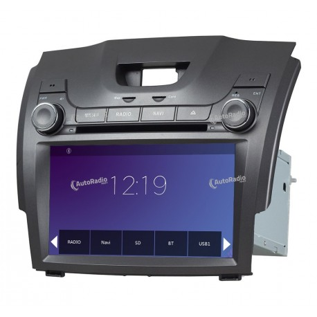 GPS Chevrolet S10