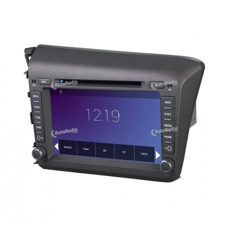 """GPS Honda Civic 8"""" (2011-2012)"""