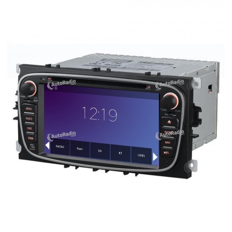 Ford GPS Focus (2008-2010)