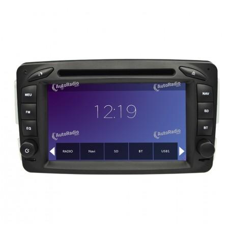 Mercedes GPS CLK-W209 (1998-2004)