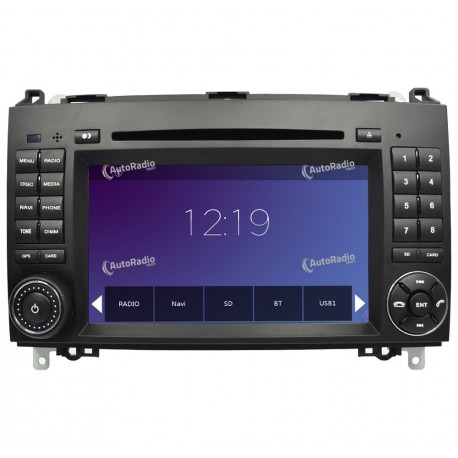 GPS Sprinter W906 (2006-2014)