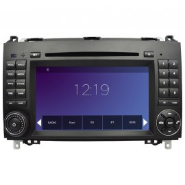 photo- GPS Mercedes Benz B class W245 (2004-2014) M
