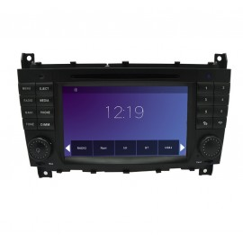photo- GPS CLK - W209 (2006-2011) M