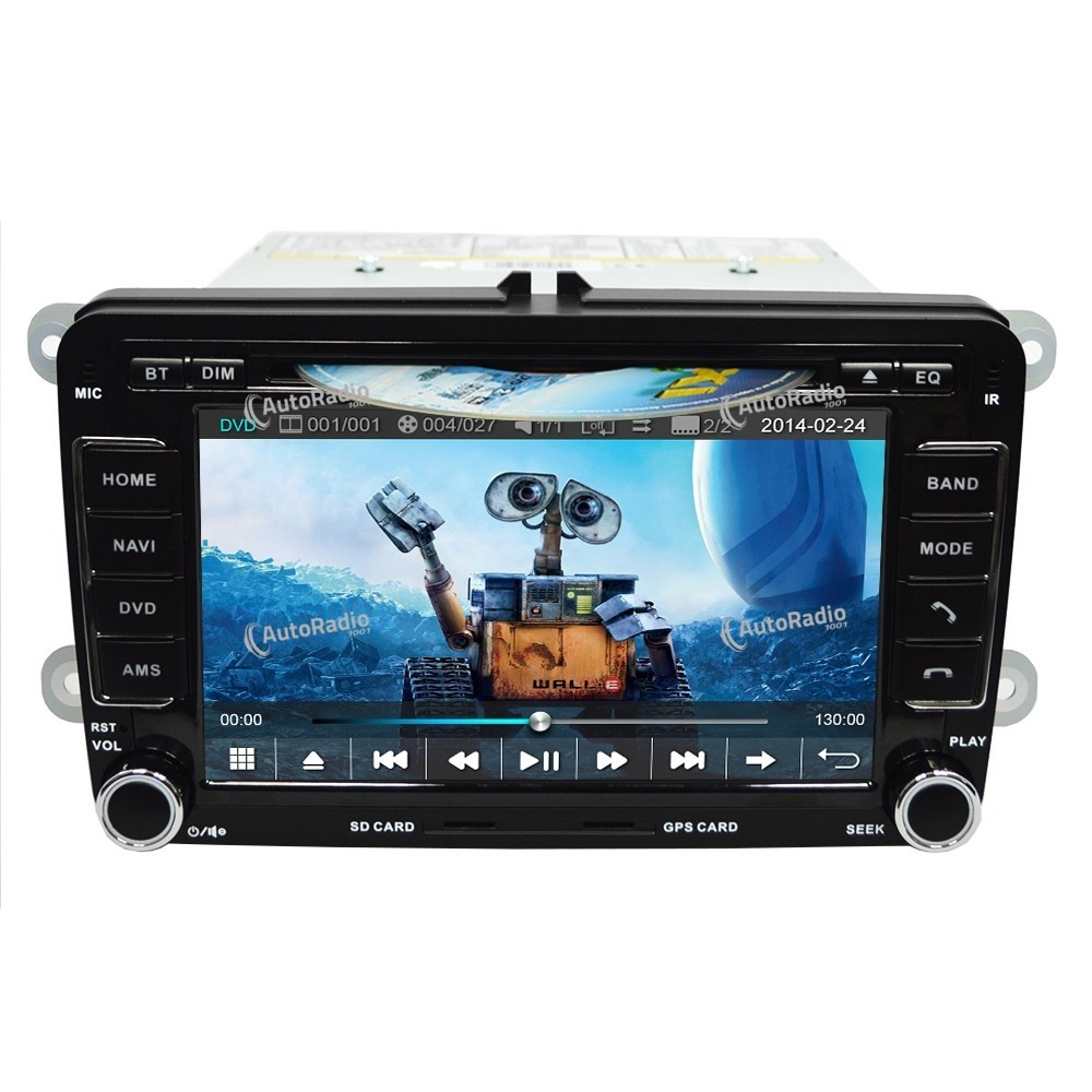 poste autoradio gps dvd vw golf car dvd volkswagen aux prix les plus bas sur notre boutique en. Black Bedroom Furniture Sets. Home Design Ideas