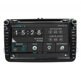 photo- Car DVD GPS Tiguan (2007-2011) M