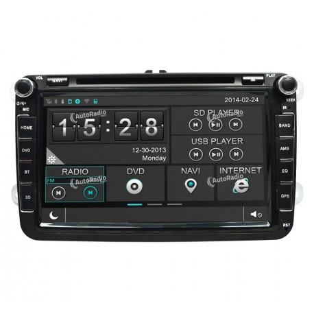 Autoradio GPS Tiguan (2007-2011)