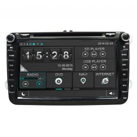photo- Auto-Rádio GPS Golf V (2003-2009) M