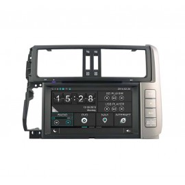 Car DVD Toyota Prado 150 Series (2010-2011)